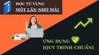 Kinh Nghiệm học từ vựng, bí quyết học từ vựng tiếng Anh
