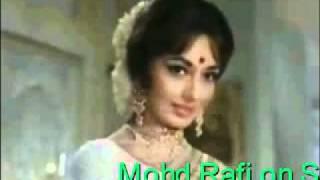 Rafi songs Chalke teri ankhose ARZ00...