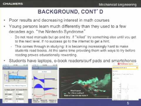 Integration of a computational mathematics education in the
