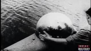 WWII - Seized German Films German Navy Patrols, E-Boats, Human Torpedos with warhead