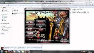 Descargar e Instalar Age Of Empires 2 Gold Edition[ + AoFE Full Español]