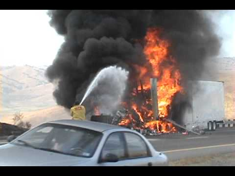 Big Rig Fire   Pacheco Pass   Aug 15, 2008 p2
