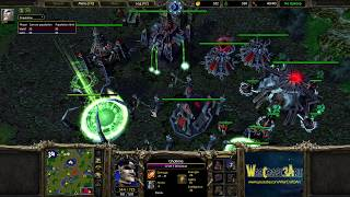 120(UD)(Blue) vs WaN(UD)(Red) - Warcraft 3: Reforged (Classic) - RN4400
