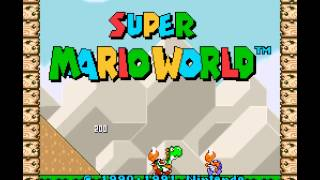 Super Mario World - Music - User video