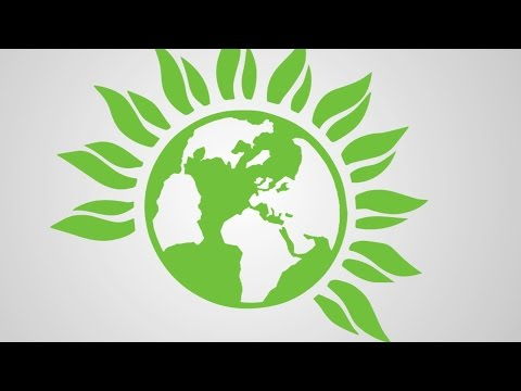 A quick introduction to the Green Party