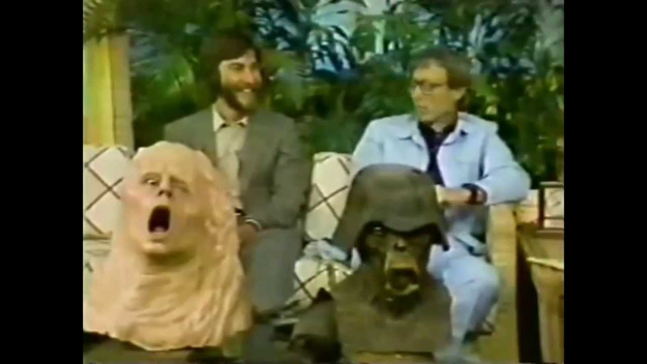 Rick Baker And Dick Smith On -8335