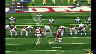 Retro Gaming (Dreamcast): NCAA College Football 2K2 - Pregame