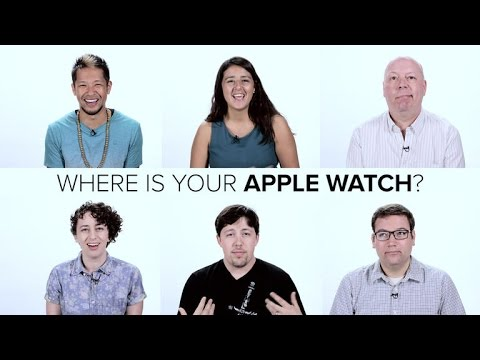 Thumbnail: Apple Watch: One year later. Are you still wearing it?