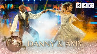 Danny John-Jules and Amy Dowden American Smooth to 'Spirit In The Sky' - BBC Strictly 2018