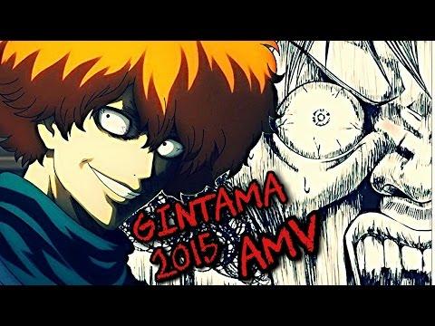 Gintama 2015 Katsura vs Saito Amv ( Afro Arc ) [ Hit That ]