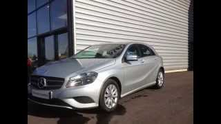 mercedes classe a 180 intuition