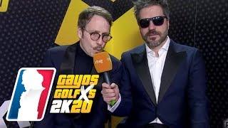 ERNESTO SEVILLA Y JOAQUÍN REYES doblan la gala de Los Goya 2020 | GAYOS GOLFXS