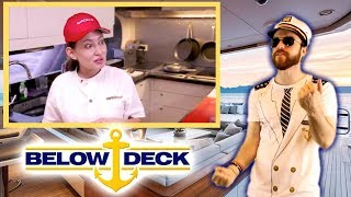 Microwave Safe - Below Deck Mediterranean S4E1 Review
