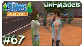 Freyas Plan für Luke #67 Die Sims 4 - Uni Mädels Wellness Tag -  Let