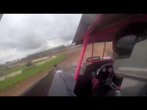 Khole Wanzer #01W | In-Car Camera | Lernerville Speedway | 10-13-18