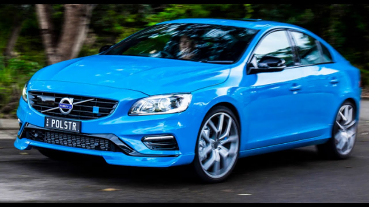 Concept 2018 Volvo S60 And V60 Polestar Luxury