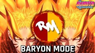 Naruto Baryon Mode OST (Trap Remix)