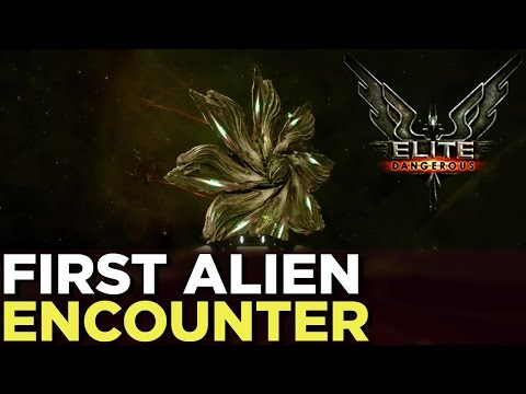 Elite: Dangerous: FIRST ALIEN CONTACT — Dr. Kaii Talks About His Experience