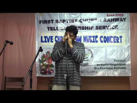 Pradhana vinedi pavanuda - Instrumental By Bobby at FBCTS,Rahway,NJ