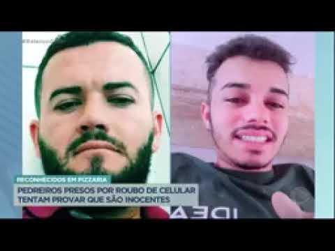 Presos em SP acusados de roubo, pedreiros de Riacho de Santana tentam provar que são inocentes