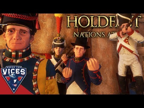 BAGUETTES AND A HERO | Holdfast: Nations at War Best Moments #2
