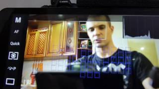 видео Накамерный монитор из планшета