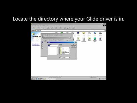 How to Install Drivers in Windows 98