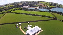 Cawarthen Wedding Marquee Reception Location
