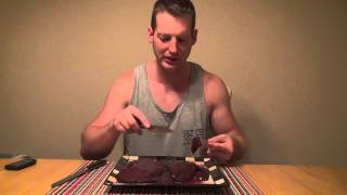 Eating Raw Liver