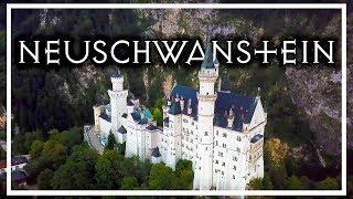 A REAL LIFE Disney Castle In Germany! // Neuschwanstein Castle Vlog