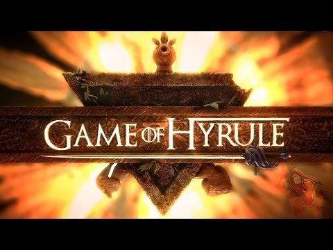 Game of Hyrule - Legend of Zelda, Game of Thrones - Opening