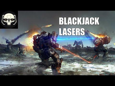 Mechwarrior 5  Mercenaries Blackjack |