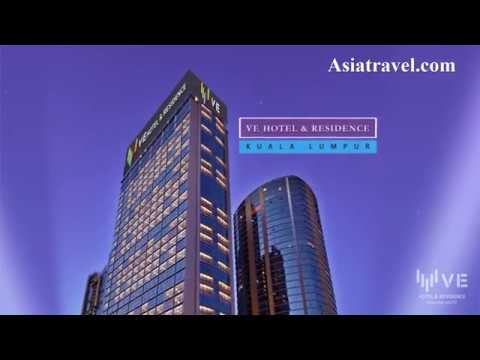 V E Hotel & Residence, Kuala Lumpur - TVC by Asiatravel.com