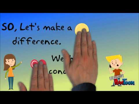 let's say no to plastic bags! - youtube, Powerpoint Plastic Bag Presentation Template, Presentation templates