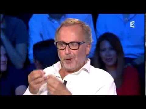 Fabrice Luchini On N'est Pas Couché 07 Septembre 2013 #ONPC