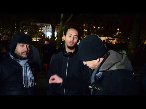 P2 - Law Of the Jews! Mansur Vs Christian | Speakers Corner | Hyde Park