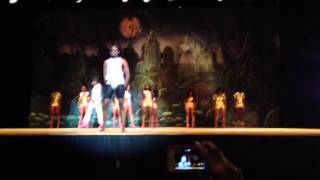 MODELS INC PERFORMING AT UMES