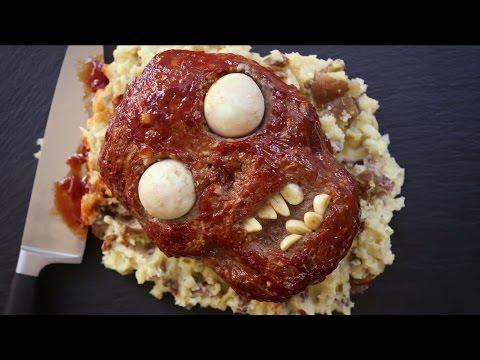 Randi West - Zombie Meatloaf recipe