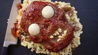 How to Make Zombie Meatloaf | Halloween Recipes | Allrecipes.com