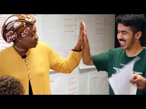 Resettled Sudanese refugee gives back to U.S. community