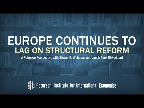 Europe Continues to Lag on Structural Reform