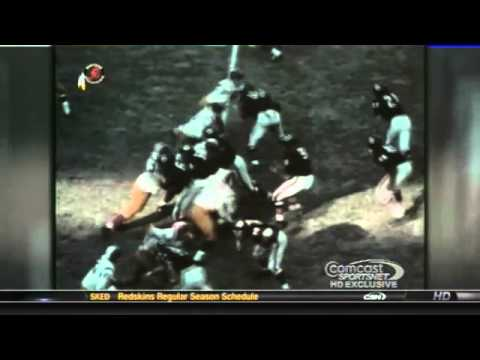 Vintage Sonny Jurgensen vs. Eagles