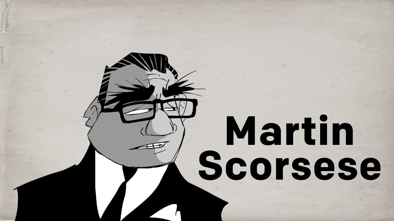 Martin Scorsese on Framing - YouTube