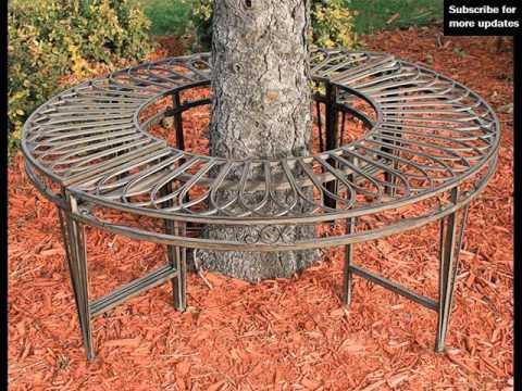Tree Benches Around Trees  Tree Bench Design Ideas