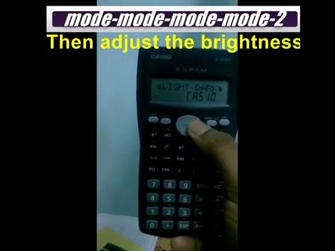 casio calculator manual fx 991ms