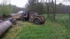 Federal truck, yard art candidate?