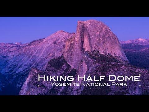 Half Dome Hike 2017