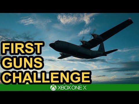 PUBG / FIRST GUNS CHALLENGE / Xbox One X