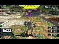 機動戦士ガンダム EXTREME VS. MAXI BOOST ON メイン射撃