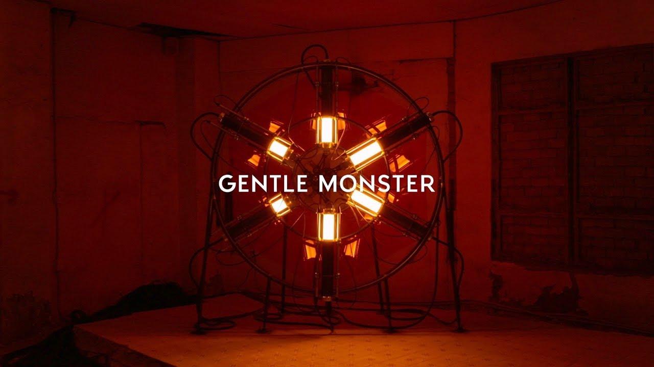 2594d636b0 GENTLE MONSTER x MINO Art Collaboration  BURNING PLANET  - YouTube